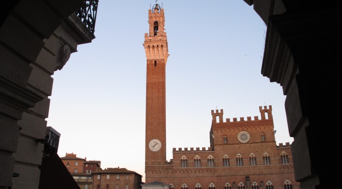 In love with Siena