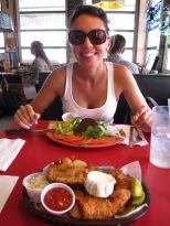 Mahi Mahi in Key Largo, Florida.