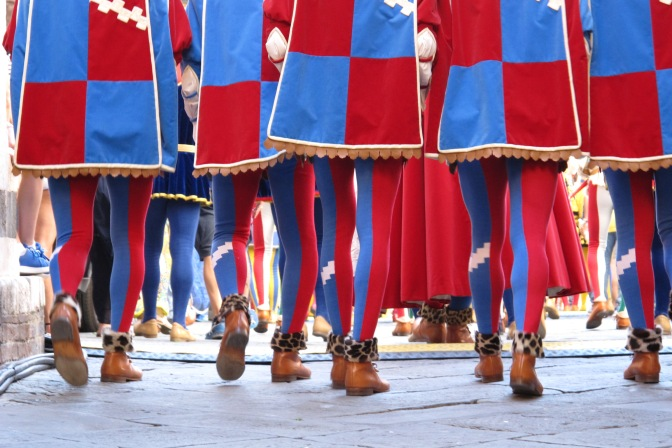 An unexpected Palio experience…
